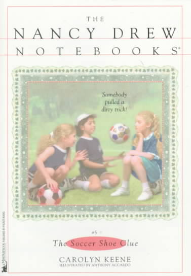 The Soccer Shoe Clue - Carolyn Keene
