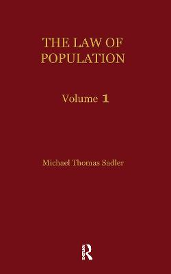 Malthus and the Population Controversy 1803-1830 -