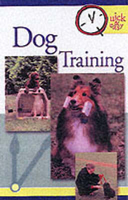 Quick and Easy Dog Training - The Pet Experts at T F H
