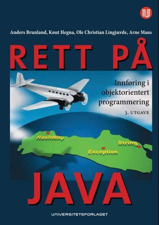 Rett på Java - Anders Brunland