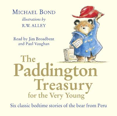 The Paddington Treasury for the Very Young - Michael Bond