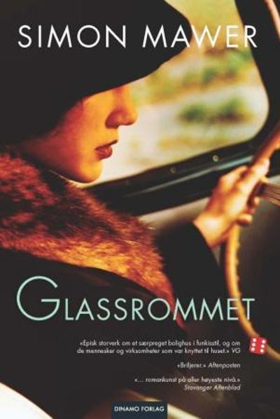 Glassrommet - Simon Mawer