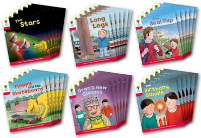 Oxford Reading Tree: Level 4: Decode and Develop Class Pack of 36 - Rod Hunt