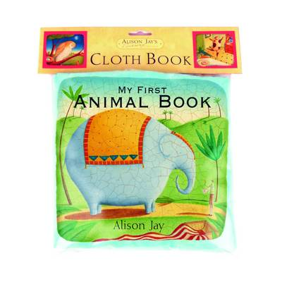 Alison Jay My First Animal Cloth Book - Emma Goldhawk