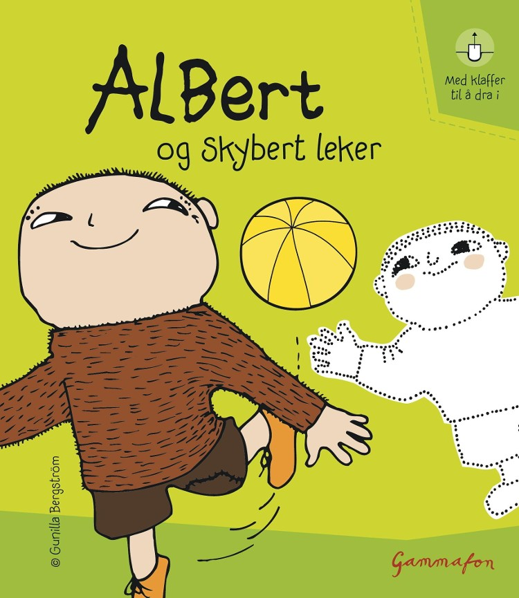 Albert og Skybert leker - Jan Magnusson