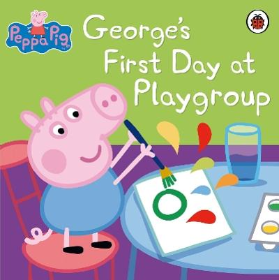 Peppa Pig: George's First Day at Playgroup -