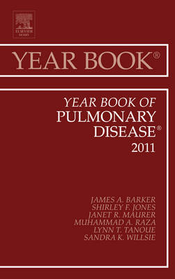 Year Book of Pulmonary Diseases - James Barker