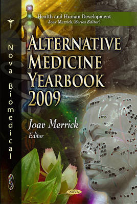 Alternative Medicine Yearbook - Joav Merrick