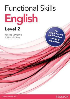 Functional Skills English Level 2 Teaching and Learning Resource Disk - Barbara Mason