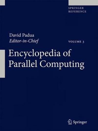 Encyclopedia of Parallel Computing - David Padua
