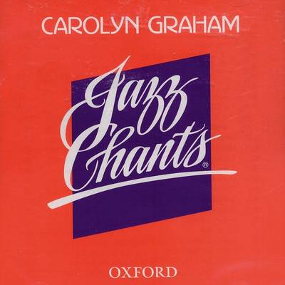 Jazz Chants (R): Audio CD - Carolyn Graham