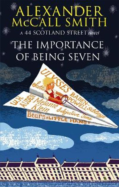 The importance of being seven - Alexander McCall Smith