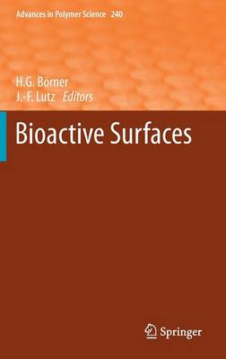Bioactive Surfaces - Hans G. Borner