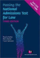 Passing the National Admissions Test for Law (LNAT) - Rosalie Hutton Glenn Hutton Fraser Sampson