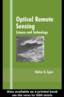 Optical Remote Sensing - Walter G. Egan