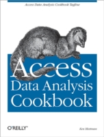 Access Data Analysis Cookbook - Ken Bluttman