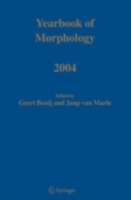 Yearbook of Morphology 2004 -