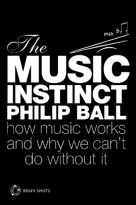 Music Instinct Brain Shot - Philip Ball