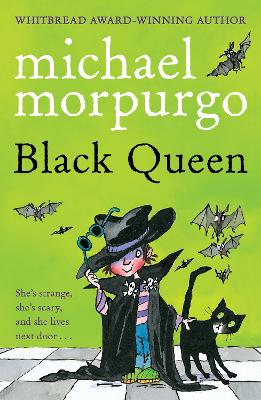 Black Queen - Michael Morpurgo