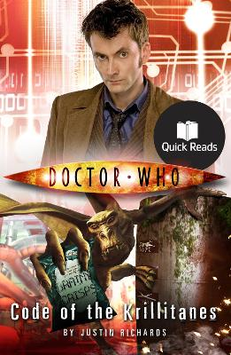 Doctor Who: Code of the Krillitanes - Justin Richards