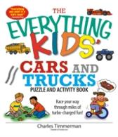 Everything Kids' Cars And Trucks Puzzle And Activity Book - Charles Timmerman