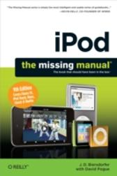 iPod: The Missing Manual - J.D. Biersdorfer David Pogue