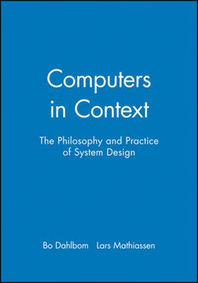 Computers in Context - Bo Dahlbom