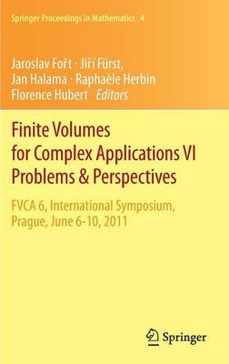 Finite Volumes for Complex Applications - Jaroslav Fort