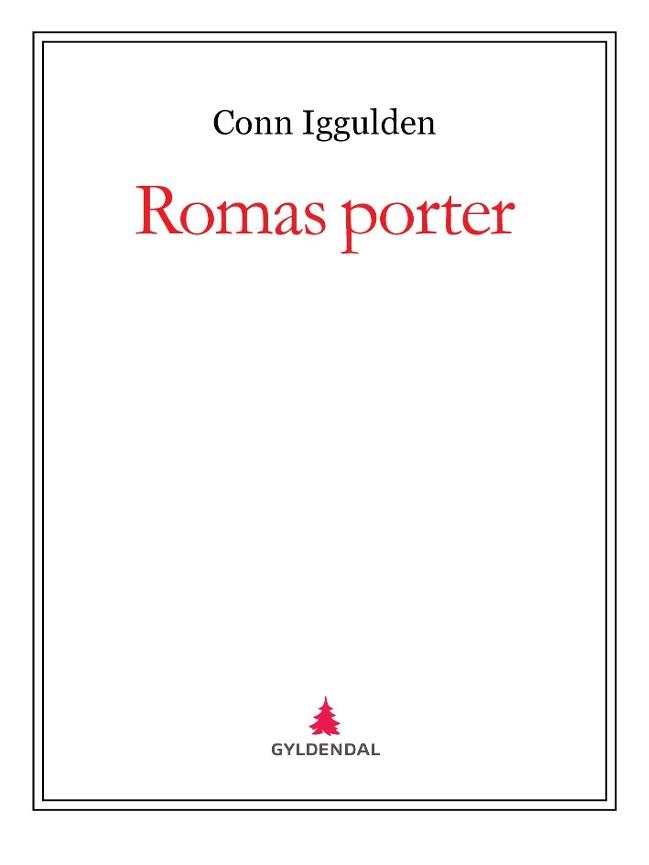 Romas porter PDF ePub