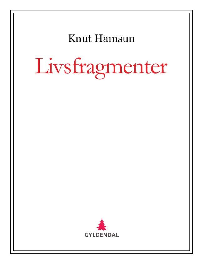 Livsfragmenter PDF ePub