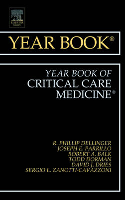 Year Book of Critical Care Medicine - R. Phillip Dellinger