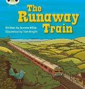 Bug Club Phonics Fiction Year 1 Phase 5 Set 14 The Runaway Train - Jeanne Willis