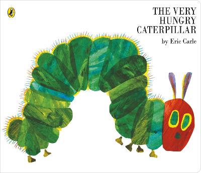 The Very Hungry Caterpillar (Big Board Book) - Eric Carle