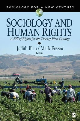 Sociology and Human Rights - Judith R. Blau