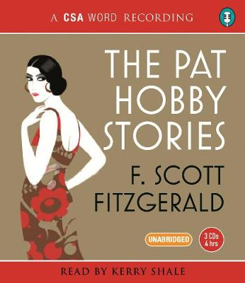 The Pat Hobby Stories - F. Scott Fitzgerald