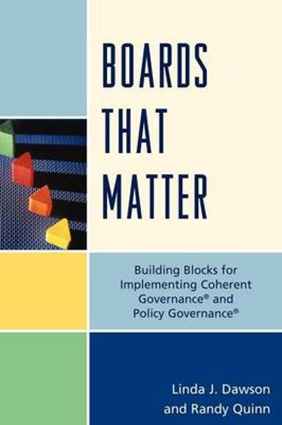 Boards that Matter - Randy Quinn