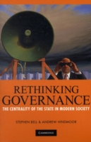 Rethinking Governance - Bell/Hindmoor