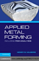 Applied Metal Forming - Valberg