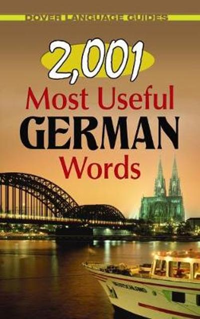2, 001 Most Useful German Words - M. Charlotte Wolf