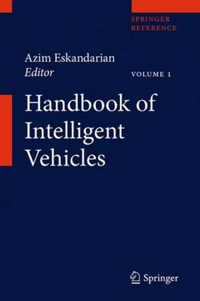 Handbook of Intelligent Vehicles - Azim Eskandarian