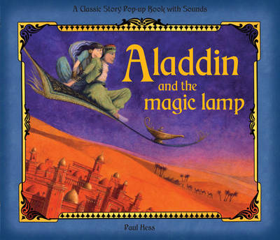 Aladdin and the Magic Lamp - Libby Hamilton