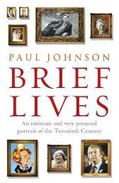 Brief Lives - Paul Johnson