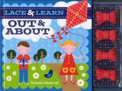 Lace And Learn Out And About - Mile Press Five