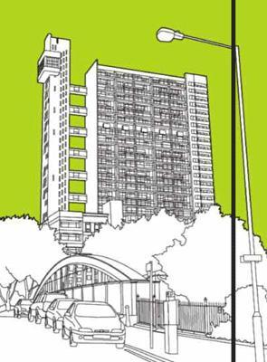 London Buildings: Trellick Tower Notebook - Robin Farquhar