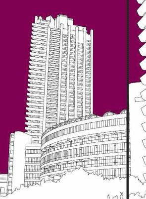 London Buildings: Barbican Notebook - Robin Farquhar