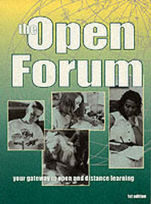 The Open Forum - Edward More O'Ferrall