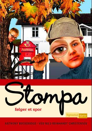 Stompa følger et spor - Anthony Buckeridge