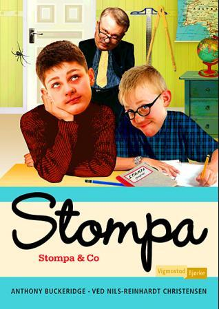 Stompa & co - Anthony Buckeridge