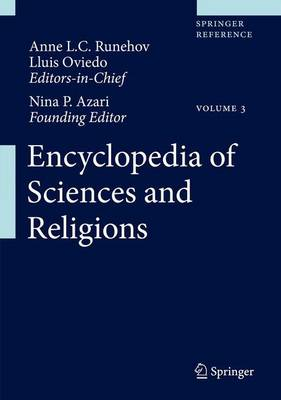 Encyclopedia of Sciences and Religions - Anne Runehov