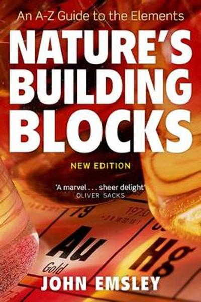 Nature's Building Blocks - John Emsley